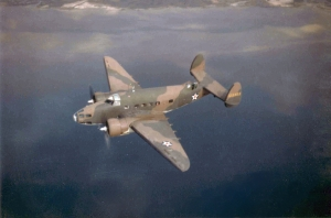 Lockheed_A-29_Hudson_USAAF_in_flight_c1941
